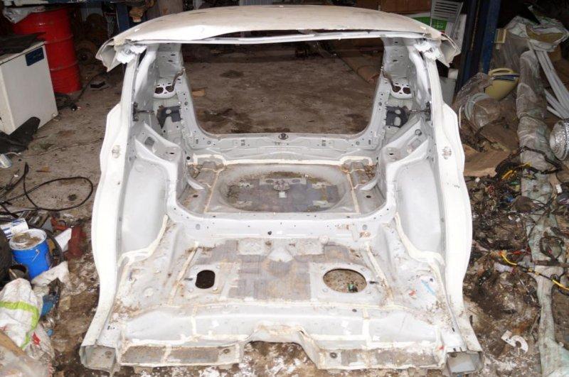 Часть кузова Mazda Cx 5 KE 2.0 PE 2016 задний (б/у)