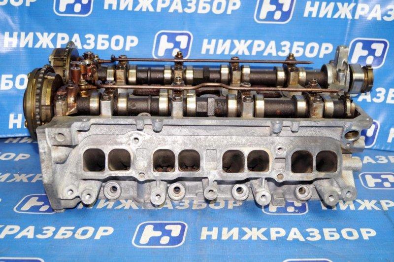 Головка блока цилиндров (гбц) Mazda Cx 5 KE 2.0 PE 2016 (б/у)
