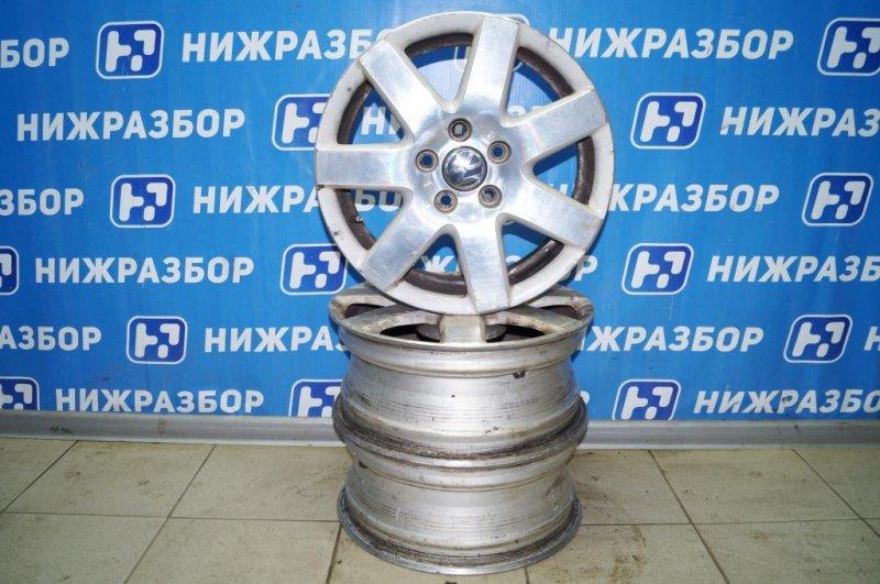 Диск литой Volkswagen Jetta 5 1.6 BSE 2007 (б/у)