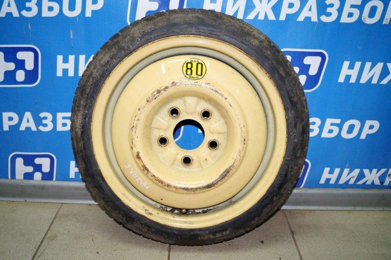 Диск запасного колеса (докатка) Mazda 6 GG 2.0 LF 2004 (б/у)