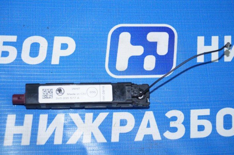 Антенна Skoda Rapid 1.6 CWV 2016 (б/у)