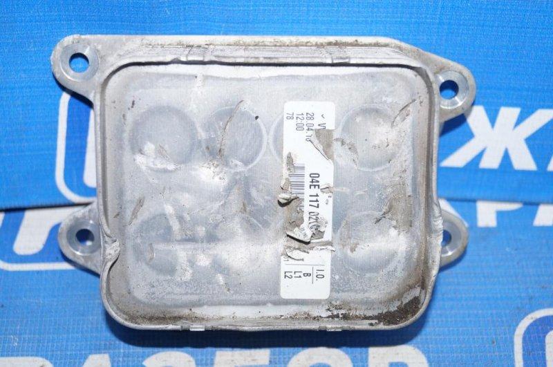 Радиатор масляный Skoda Rapid 1.6 CWV 2016 (б/у)