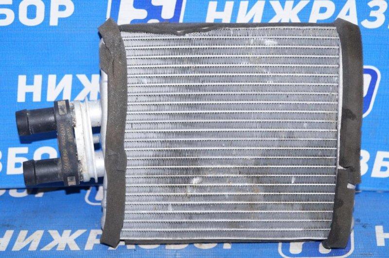 Радиатор отопителя Skoda Rapid 1.6 CWV 2016 (б/у)