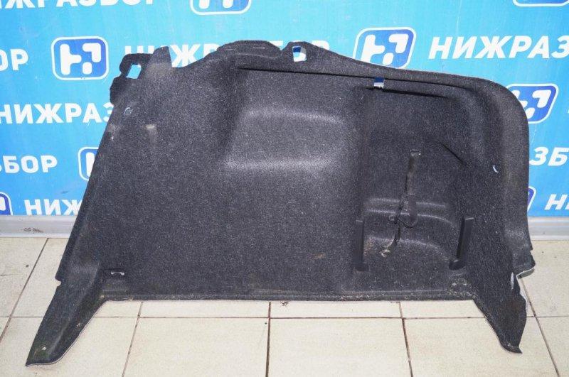 Обшивка багажника Skoda Rapid 1.6 CWV 2016 правая (б/у)