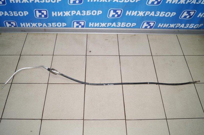 Трос ручника Skoda Rapid 1.6 CWV 2016 (б/у)