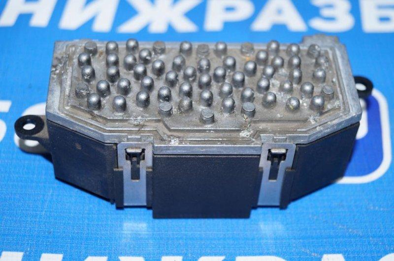 Резистор отопителя Volkswagen Jetta 5 1.6 BSE 2007 (б/у)