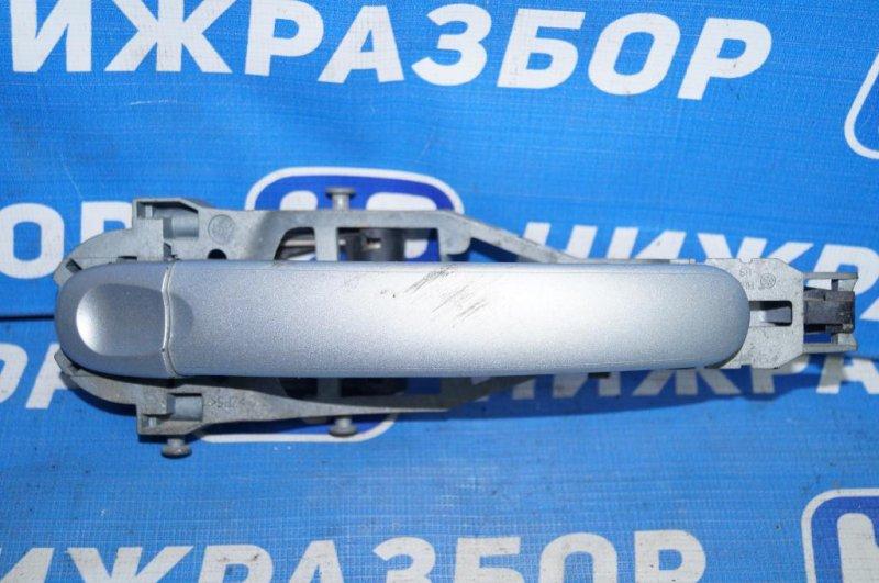 Ручка двери Volkswagen Jetta 5 1.6 BSE 2007 задняя правая (б/у)