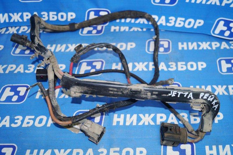 Проводка (коса) Volkswagen Jetta 5 1.6 BSE 2007 (б/у)