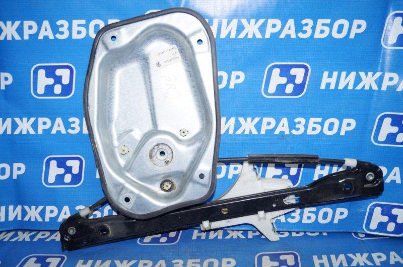 Стеклоподъемник эл. Volkswagen Jetta 5 1.6 BSE 2007 задний правый (б/у)