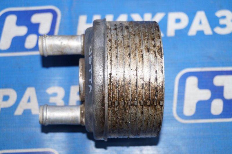 Радиатор (маслоохладитель) акпп Volkswagen Jetta 5 1.6 BSE 2007 (б/у)