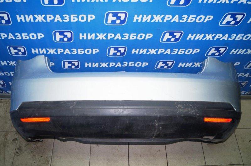 Бампер Volkswagen Jetta 5 1.6 BSE 2007 задний (б/у)