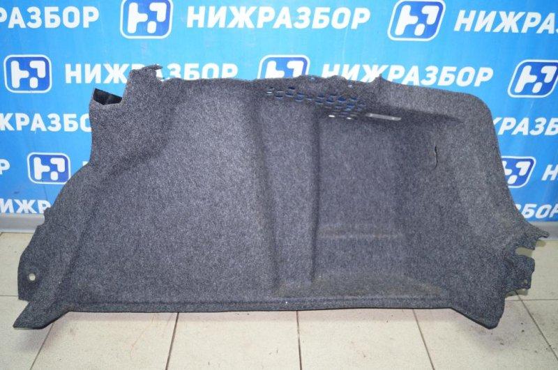 Обшивка багажника Volkswagen Jetta 5 1.6 BSE 2007 правая (б/у)
