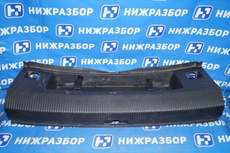 Обшивка багажника Volkswagen Jetta 5 1.6 BSE 2007 (б/у)