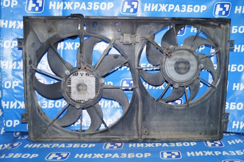 Диффузор вентилятора Volkswagen Jetta 5 1.6 BSE 2007 (б/у)