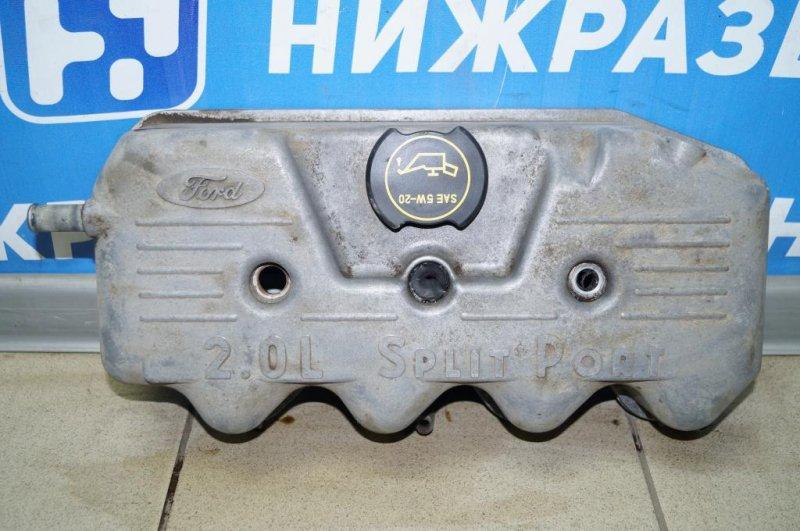Крышка клапанная (гбц) Ford Focus 1 СЕДАН 2.0L SPLIT PORT 2002 (б/у)