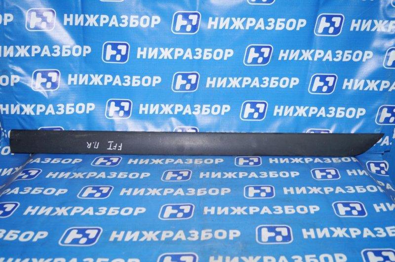 Молдинг Ford Focus 1 СЕДАН 2.0L SPLIT PORT 2002 передний правый (б/у)
