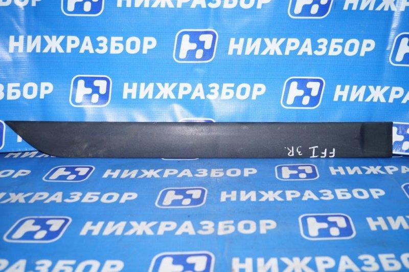 Молдинг Ford Focus 1 СЕДАН 2.0L SPLIT PORT 2002 задний правый (б/у)
