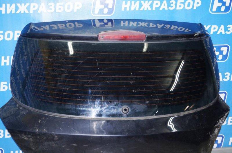 Стекло Opel Astra H 1.6 Z16XER 2010 заднее (б/у)