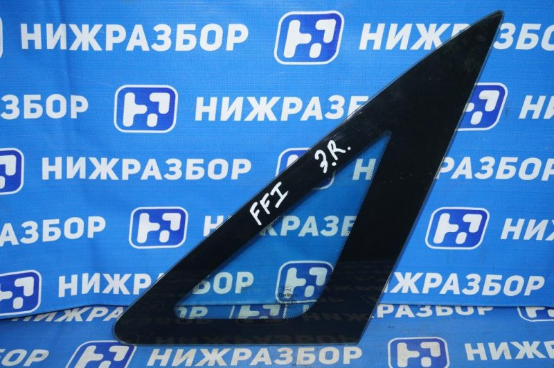 Форточка Ford Focus 1 СЕДАН 2.0L SPLIT PORT 2002 задняя правая (б/у)