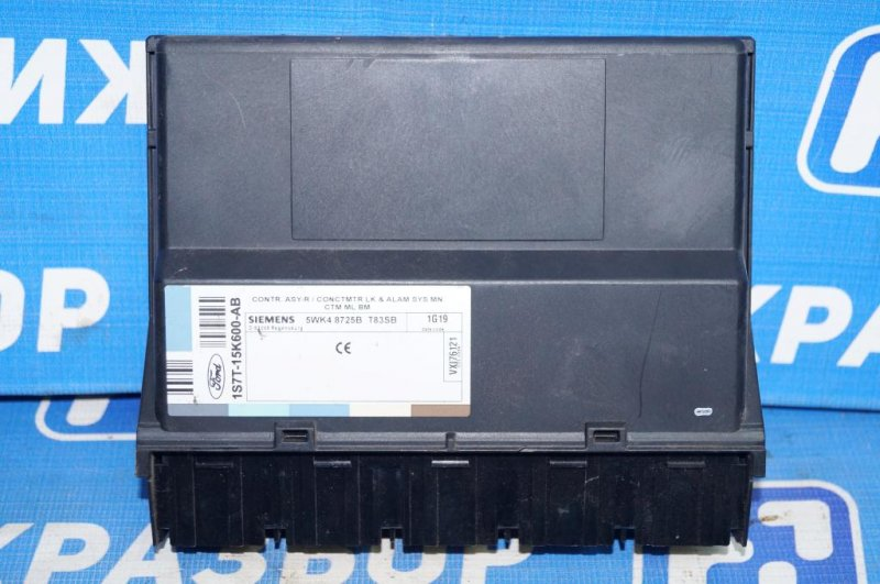 Блок комфорта Ford Focus 1 СЕДАН 2.0L SPLIT PORT 2002 (б/у)