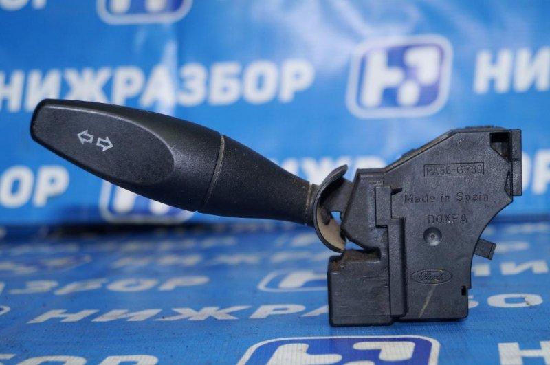 Переключатель поворотов Ford Focus 1 СЕДАН 2.0L SPLIT PORT 2002 (б/у)