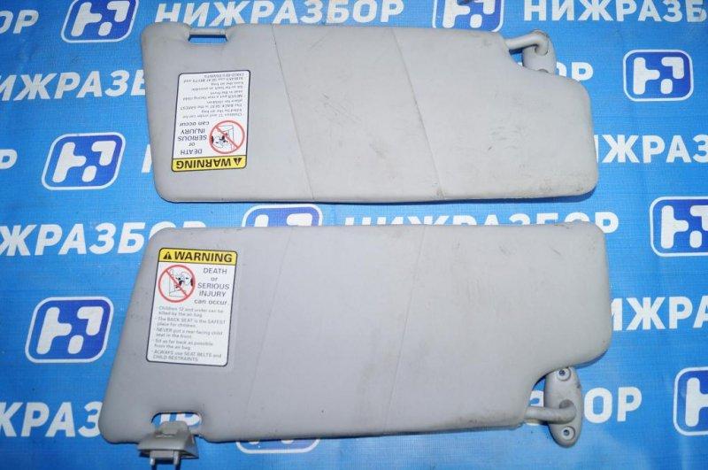 Козырек солнцезащитный Ford Focus 1 СЕДАН 2.0L SPLIT PORT 2002 (б/у)