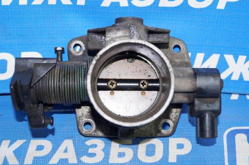 Заслонка дроссельная Ford Focus 1 СЕДАН 2.0L SPLIT PORT 2002 (б/у)