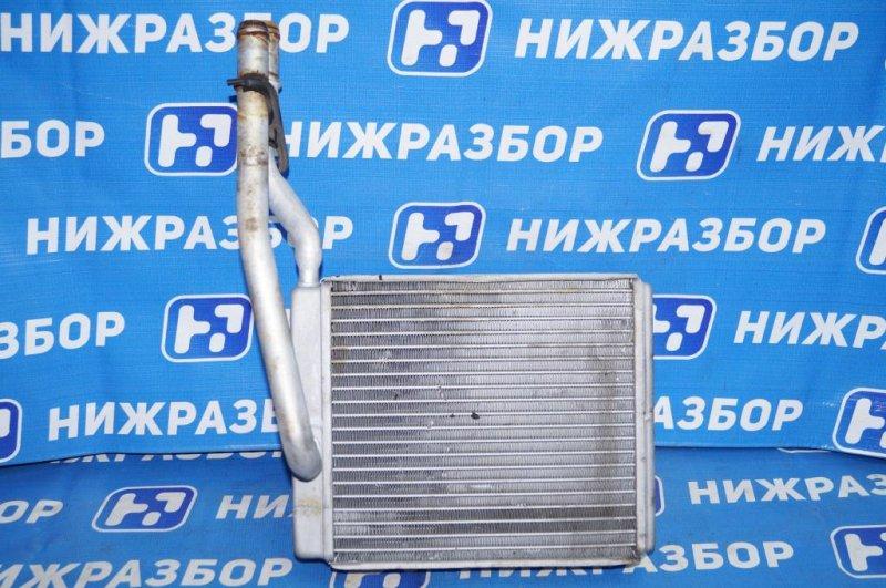 Радиатор отопителя Ford Focus 1 СЕДАН 2.0L SPLIT PORT 2002 (б/у)