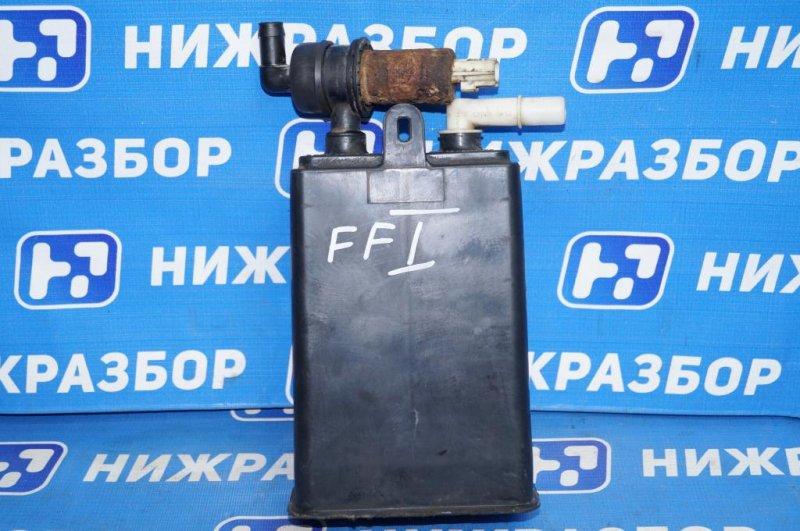 Абсорбер (фильтр угольный) Ford Focus 1 СЕДАН 2.0L SPLIT PORT 2002 (б/у)