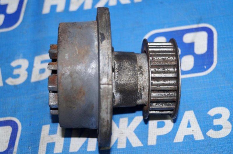 Помпа ( насос водяной ) Chevrolet Lanos 1.5 (A15SMS) 2008 (б/у)