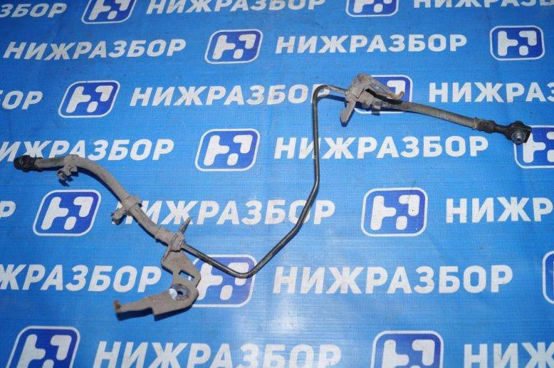 Шланг тормозной Opel Astra H 1.6 Z16XER 2010 задний (б/у)