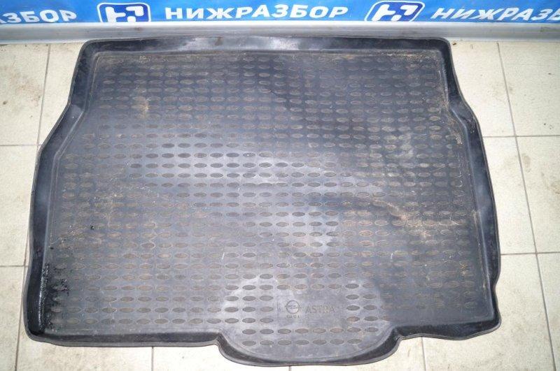 Коврик багажника Opel Astra H 1.6 Z16XER 2010 (б/у)