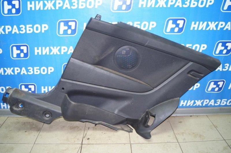 Обшивка кузова (купе) Opel Astra H 1.6 Z16XER 2010 правая (б/у)