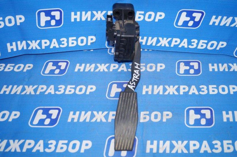 Педаль газа Opel Astra H 1.6 Z16XER 2010 (б/у)