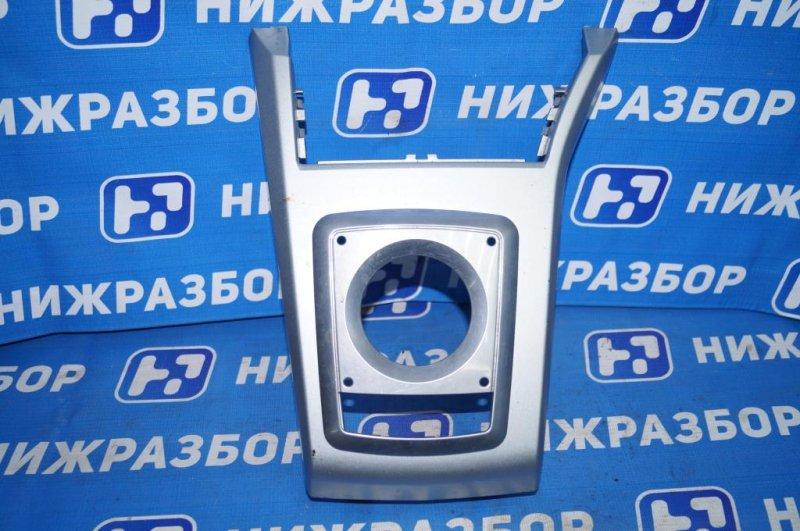 Накладка декоративная Opel Astra H 1.6 Z16XER 2010 (б/у)