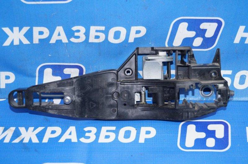 Кронштейн ручки Peugeot 308 2007 (б/у)
