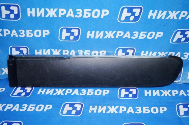 Накладка двери Citroen C3 Picasso 2008 задняя левая (б/у)