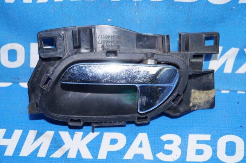 Ручка двери Citroen C3 2009 левая (б/у)