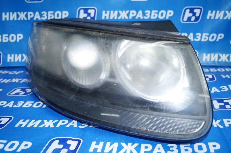 Фара Hyundai Santa Fe CM 2005 правая (б/у)