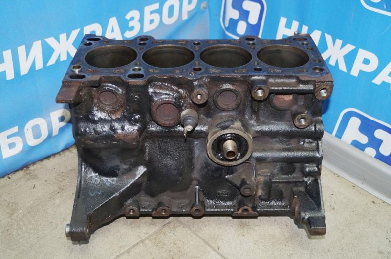 Блок двигателя Kia Rio 1 DC 1.6 (A6D) 2003 (б/у)