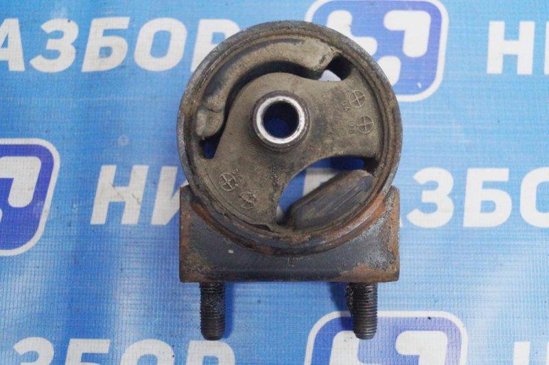 Опора кпп Kia Rio 1 DC 1.6 (A6D) 2003 задняя (б/у)