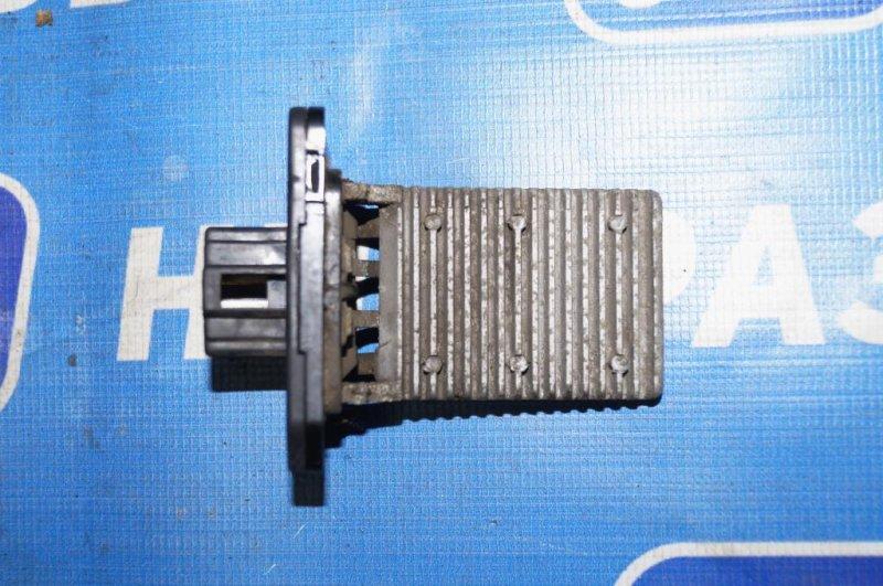 Резистор отопителя Kia Rio 1 DC 1.6 (A6D) 2003 (б/у)