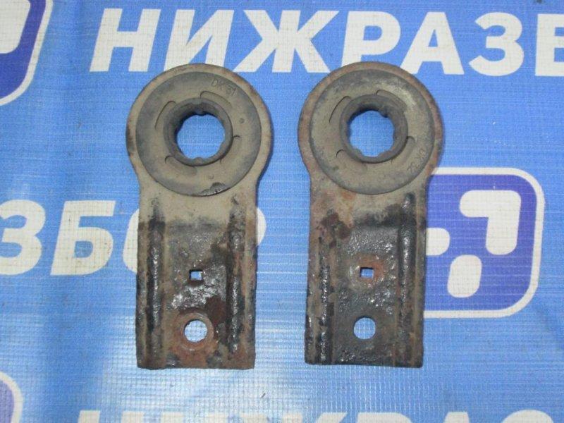 Кронштейн радиатора Kia Rio 1 DC 1.6 (A6D) 2003 (б/у)