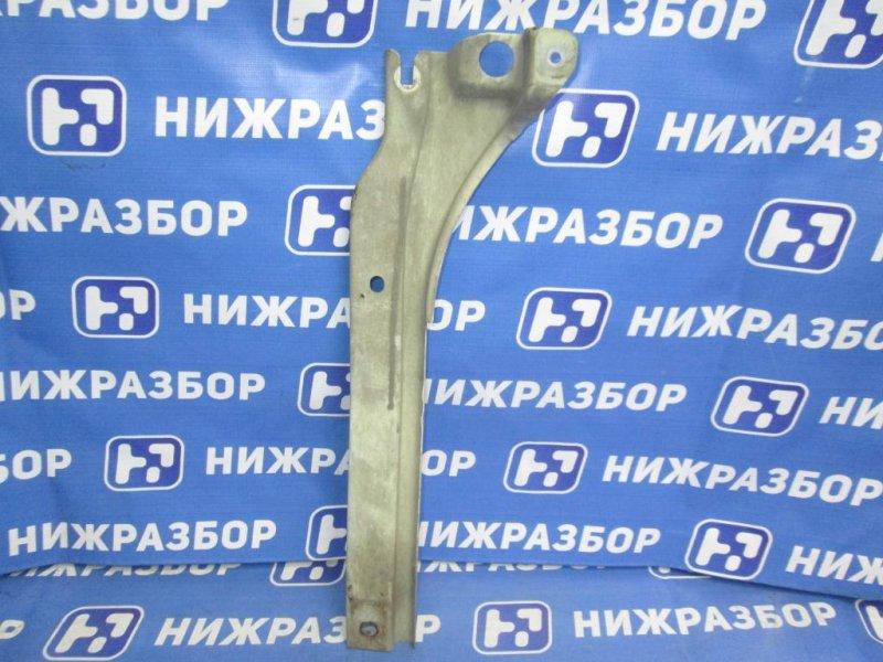 Кронштейн замка капота Kia Rio 1 DC 1.6 (A6D) 2003 (б/у)