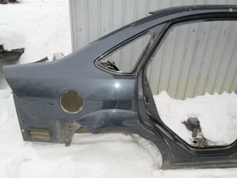 Крыло Ford Focus 2 СЕДАН 1.8 (QQDB) 2007 заднее правое (б/у)