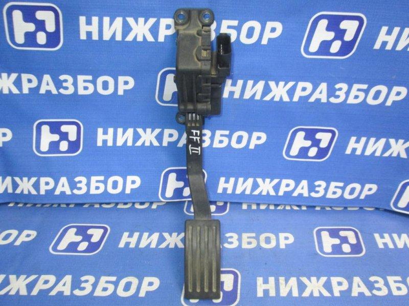 Педаль газа Ford Focus 2 СЕДАН 1.8 (QQDB) 2007 (б/у)