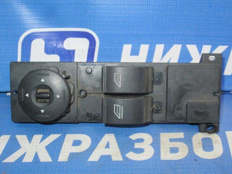 Блок управления стеклоподъемниками Ford Focus 2 СЕДАН 1.8 (QQDB) 2007 (б/у)