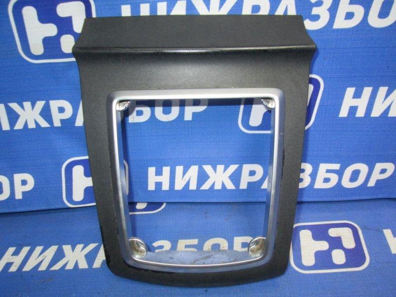 Накладка декоративная Ford Focus 2 СЕДАН 1.8 (QQDB) 2007 (б/у)