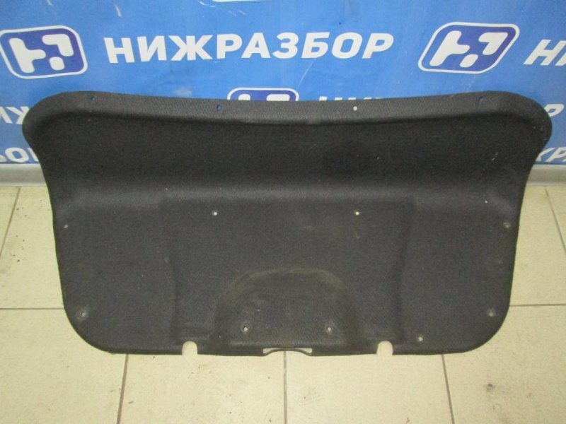 Обшивка крышки багажника Ford Focus 2 СЕДАН 1.8 (QQDB) 2007 (б/у)
