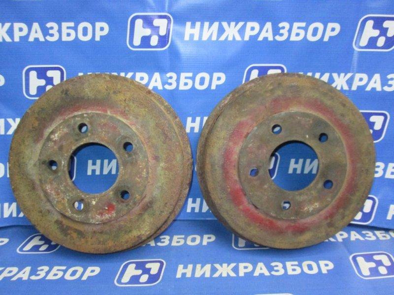 Барабан тормозной Ford Maverick КРОССОВЕР 2.0 (YF) ZETEC 2003 (б/у)